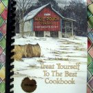 Treat Yourself Cookbook Junior League Wheeling WV West Virginia 1987