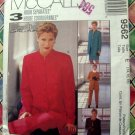 McCalls Pattern # 9562 UNCUT Misses Jacket Pants Skirt Size 14 16 18