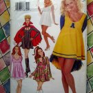 Unique Butterick Pattern # P 475 UNCUT Costume Womans Dress Size 18 20 22 Sexy