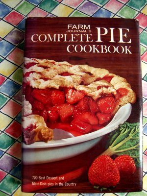 SOLD! Farm Journal PIE Cookbook Vintage 1965 1st Edition 700 Recipes!