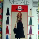 McCalls Pattern # 8963 UNCUT Misses Jumper / Dress Size 8 10 12