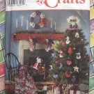Simplicity Pattern # 9327 UNCUT Christmas Decorations Craft