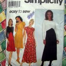 McCalls Pattern # 8224 UNCUT Misses Dress Size 18 20 22