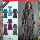 Simplicity Pattern # 3557 UNCUT Misses Pullover Dress Sleeve Variations Size 16 18 20 22 24