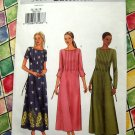 Butterick Pattern # 3601 UNCUT Misses A-Line Dress Sizes 14 16 18