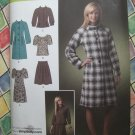 Simplicity Pattern # 2764 UNCUT Misses Coat Top Skirt Size 4 6 8 10 12