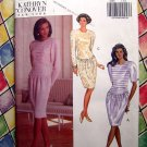 Butterick Pattern # 4988 UNCUT Misses Special Occasion Dress Size 12 14 16