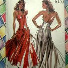 NEW LOOK Pattern # 6133 UNCUT Misses Summer Dress Size 8 10 12 14 16 18