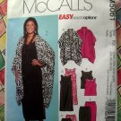 McCalls Pattern # 5061 UNCUT Womans Dress Top Pants Skirt Size 266 28 30 32