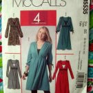 McCalls Pattern # 5535 UNCUT Misses Dress ~3 Lengths & Camisole Size 8 10 12 14 16