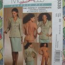 McCalls Pattern # 5335 UNCUT Misses Jacket, Skirt, Pants Size 8 10 12 14