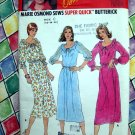 Butterick Pattern # 6118 UNCUT Misses Dress MARIE OSMOND  Size 12 14 16