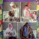 Simplicity Pattern # 4316 UNCUT Misses Hat Scarves Dog Clothes XS Small Medium