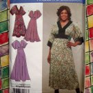 Simplicity Pattern #4050 UNCUT Womans Dress Size 18 20 22 24