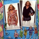 Simplicity Pattern # 2706 UNCUT Juniors Mini Dress Tunic Size 11/12 13/14 15/16 17/18