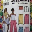 Simplicity Pattern # 5062 UNCUT Misses Shorts Pants Size 14 16 18 20 22
