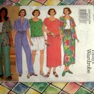 Butterick Pattern # 4950 UNCUT Womans Top Shirt Skirt & Pants Size 22 24 26