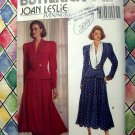 Butterick Pattern # 5237 UNCUT Misses Unique Top Skirt Size 18 20 22