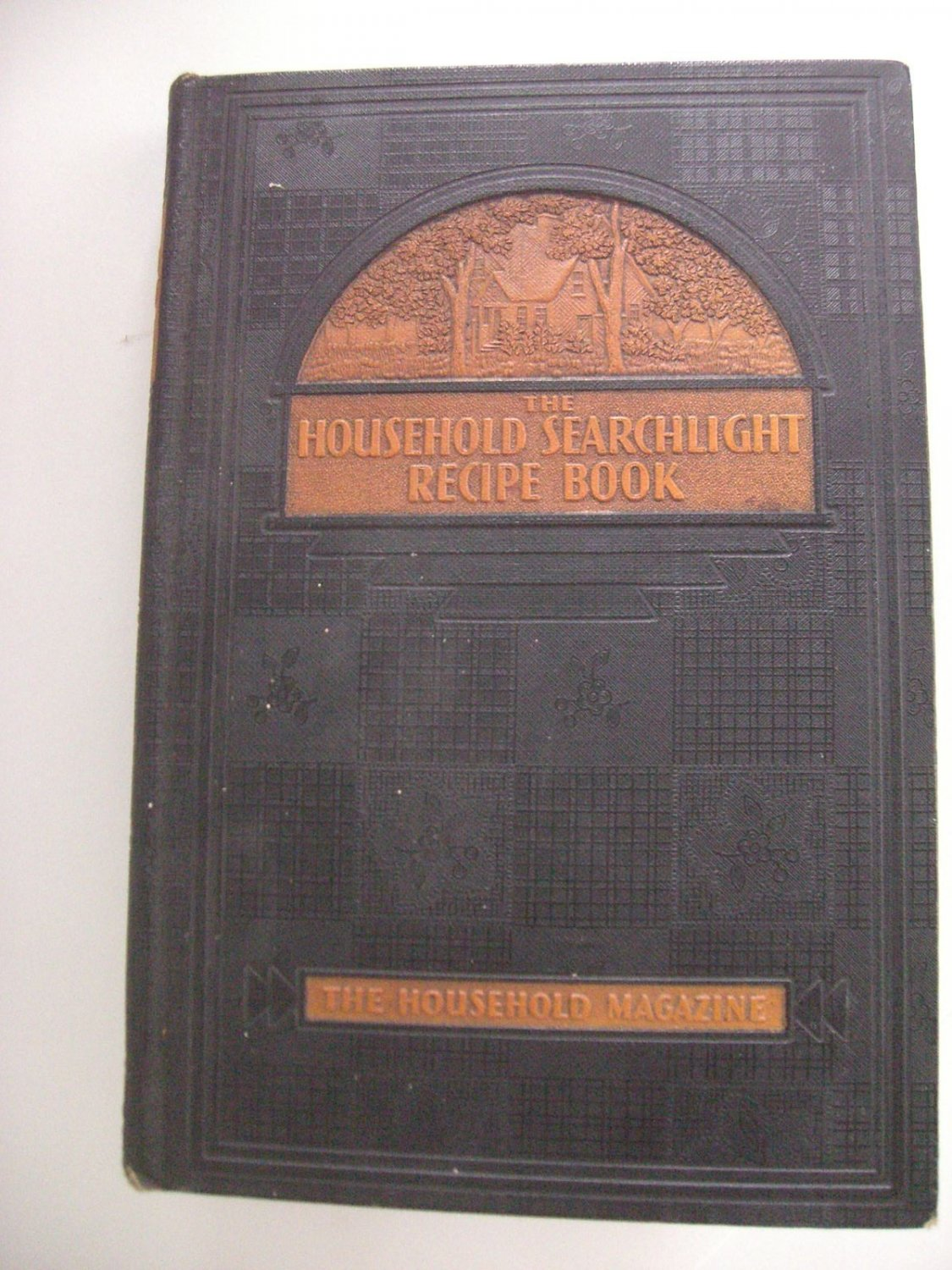 SOLD! Vintage 1940 The HOUSEHOLD SEARCHLIGHT RECIPE Book Cookbook