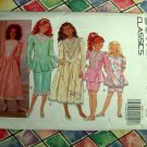 Butterick Pattern # 5860 UNCUT Girls Formal Dress Variations Size 12 14