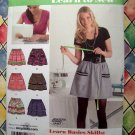 Simplicity Pattern # 2286 UNCUT Misses Gathered Pull On Skirt Variations Size 6 8 10 12 14 16 18