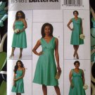 Butterick Pattern # 5461 UNCUT Misses/Women's Dress Formal Size 8 10 12 14 16