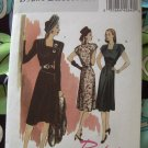 Butterick Pattern #  5281 UNCUT Retro 1946 Misses Dress Size 14 16 18 20 22