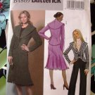 Butterick Pattern #4869 UNCUT Misses Jacket Skirt Pants Size 8 10 12 14