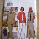 Butterick Pattern # 3552 UNCUT Misses Size 14 16 18