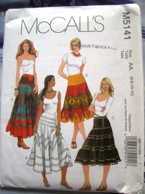 Gypsy Skirt Patterns 99