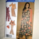 Simplicity Pattern # 4969 UNCUT Womens Wardrobe Top Pants Size 18 20 22 24