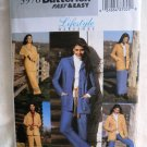 Butterick Pattern # 3976 UNCUT Misses Wardrobe Sizes 20 22 24 Jacket Skirt Pants