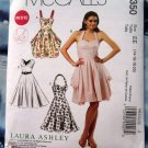 McCalls Pattern # 6350 UNCUT Misses Dress Variations Size 14 16 18 20