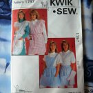 Kwik Sew Pattern  # 1797 UNCUT Apron Collection All Sizes S M L XL