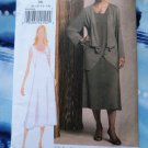 Vogue Pattern # 8474 UNCUT Misses Dress Jacket Size 8 10 12 14