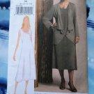 Vogue Pattern # 8474 UNCUT Misses Dress Jacket Size 8 10 12 14