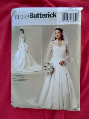 Sewing World Butterick Evening, Prom and Bridal Wear