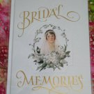 Bridal Memories Bride Memory Book Sealed--NEW!