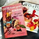 Gifts From Your Kitchen & Gift of Food HCDJ Cookbook Recipes Holiday Gifts!