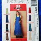 McCalls Pattern # 3764 UNCUT Misses Dress Jumper Size 8 10 12 14