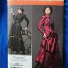 Simplicity Pattern # 2207 UNCUT Misses Long Dress Jacket Skirt Costume Size 14 16 18 20