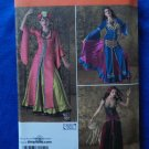 Simplicity Pattern # 2159 UNCUT Misses Dance Dress Costume Size 14 16 18 20 22