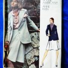 Vogue Pattern # 2825 UNCUT Misses Jacket Skirt Blouse Size 12 Anne Klein