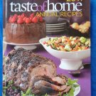 Taste of Home 2011 Annual Recipes Cookbook 512 Recipes Comfort Food