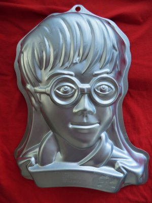 Wilton Cake Pan # Harry Potter #2105-5000