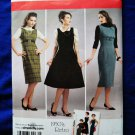Simplicity Pattern # 3673 UNCUT Misses Retro 1950's Dress Jumper Size 6 8 10 12 14