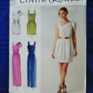 implicity Pattern # 2178 UNCUT Misses Gown Dress Size 6 8 10 12 14