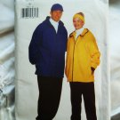 Butterick Pattern # 5086 UNCUT Mens Fleece Jacket Pants Cap Size S M L XL