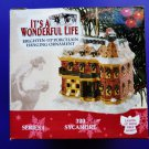 It's (Its) A Wonderful Life Ornament 320 Sycamore George Mary's Home Series One 1