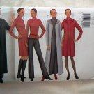 Butterick Pattern # 6771 UNCUT Misses Knit Wardrobe Jacket Duster Top Dress Size 6 8 10